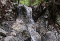 Prepláchnuté Hučiaky - nový vodopád