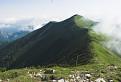 hrebeň Malej Fatry