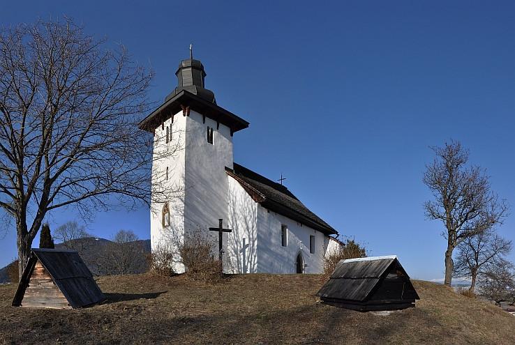 Martinček - Kostol sv. Martina
