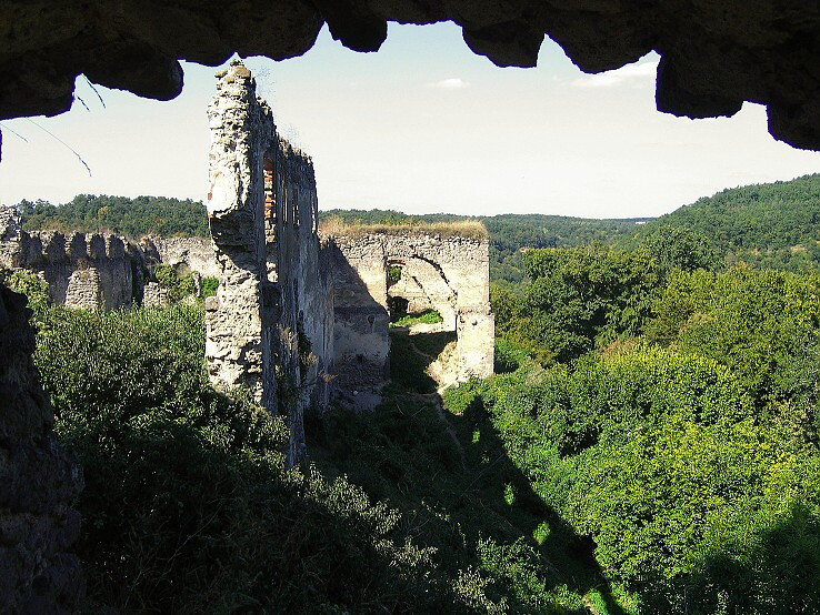 Pohľad z okna II.