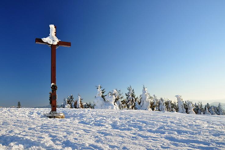 Kríž na Rači
