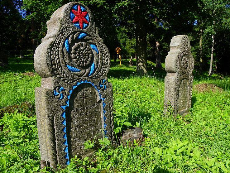 Unikátne pohrebisko