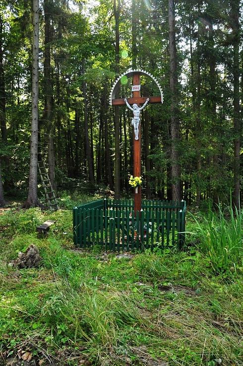 Kríž nad Radôstkou