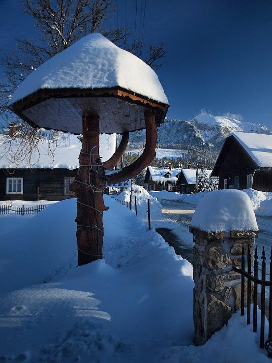 Zima na Podspádoch 1