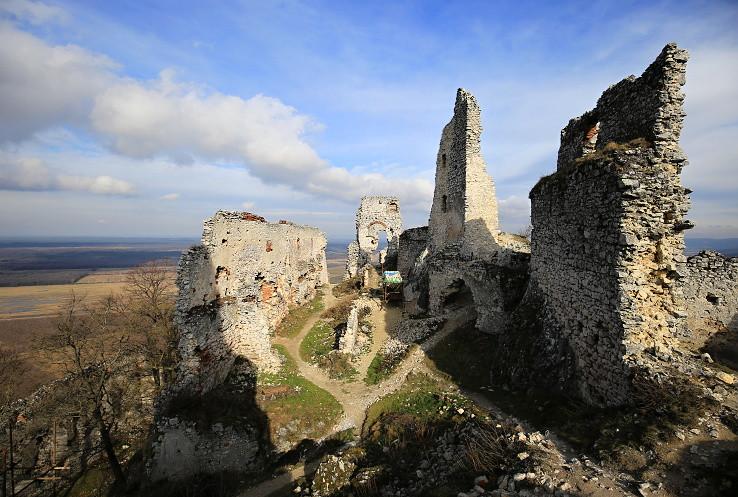 Na Plaveckom hrade II.