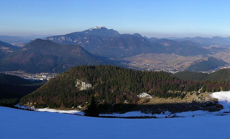 Čebrať a Chočské vrchy