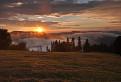 Západ slnka na Zákľukoch