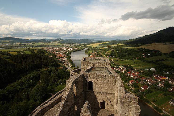 krajina pod hradom