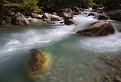 v Kôprovskom potoku ...