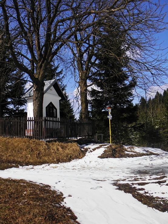 Pri kaplnke na Majtánkach