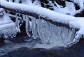 ľadová záclona