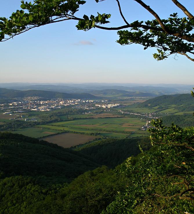 Výhľad z Krivoštianky