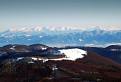 Západné a Vysoké Tatry z Kľaku