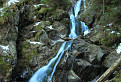 Vodopád na Suchom potoku