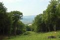 Pohľad spod Čierneho vrchu