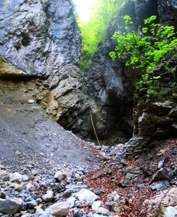 Skalný prah - Lipnerova rizňa