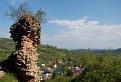Zrúcaniny Lednického hradu