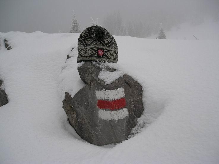 Zima na Veľkom Choči VI.