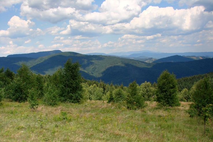 Na (takmer) plochej streche Slovenska