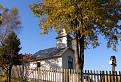 Kaplnka u Bzdilých