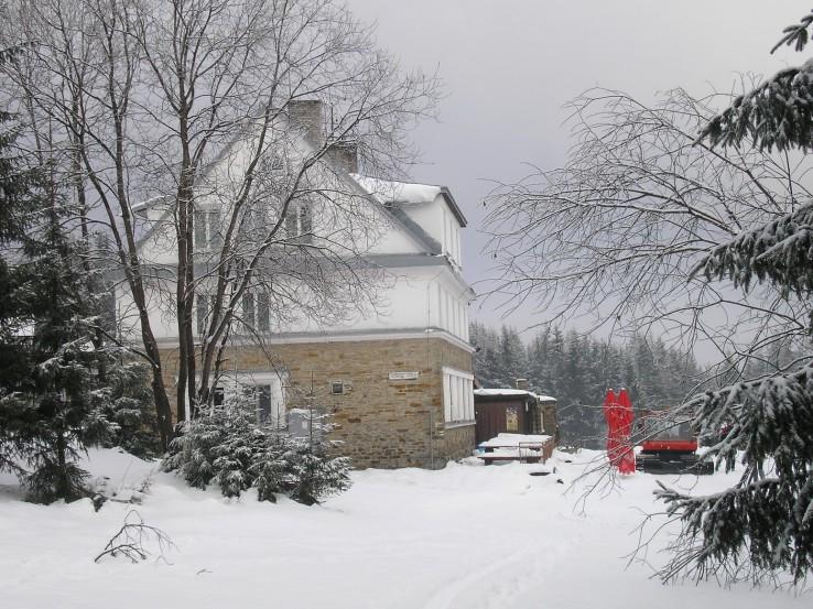 Kamenná chata