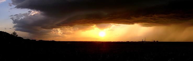 Pred búrkou