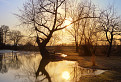 jar na rybníkoch