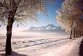 Zima pod Vysokými Tatrami