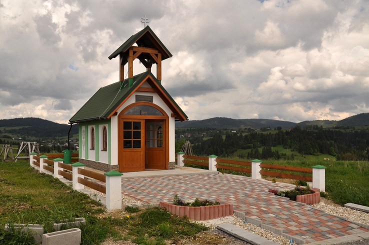 Nová kaplnka