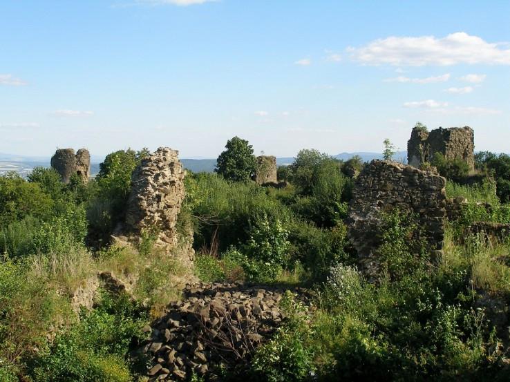 na Šarišskom hrade