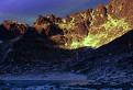 Malá Studená dolina, studenou o okamih aj ostane.