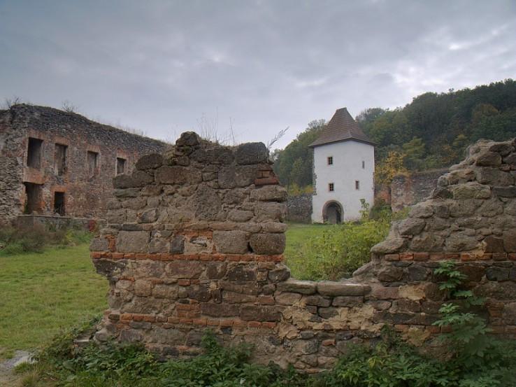 Na Víglašskom zámku