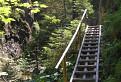 Drevený rebrík