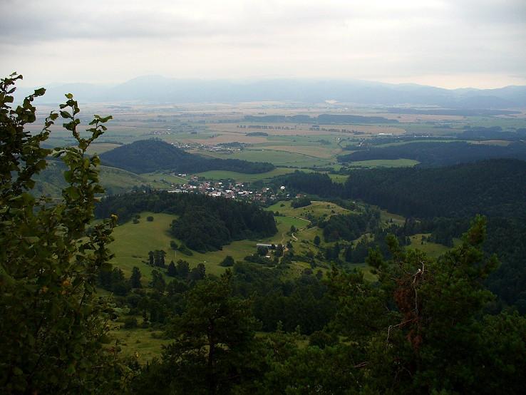 Z Vyšehradu (829 m)