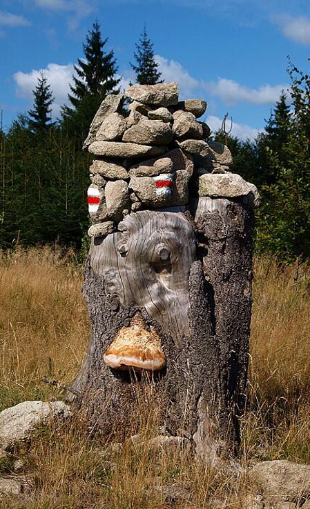 Drevený mužík