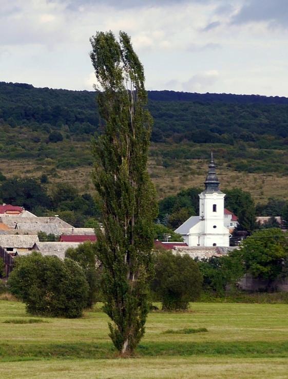 Evanjelický kostol v Teplom Vrchu