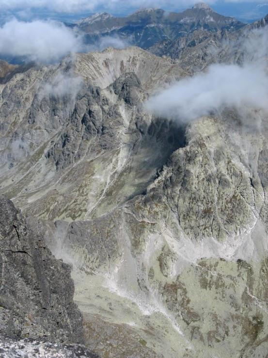 Poľský hrebeň a Belianske Tatry