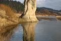 Skamenený mních