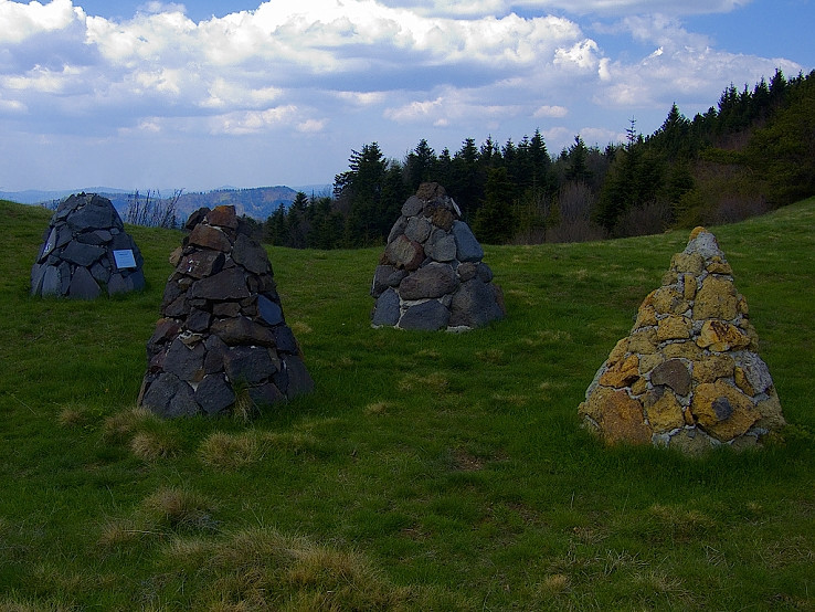 Kamenné stohy...