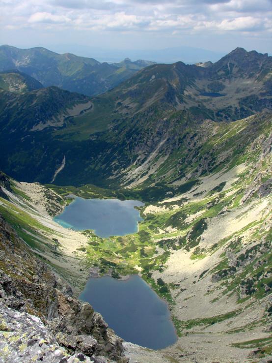 Malebná Temnosmrečinská dolina
