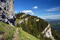 Skalné terasy Ohnišťa