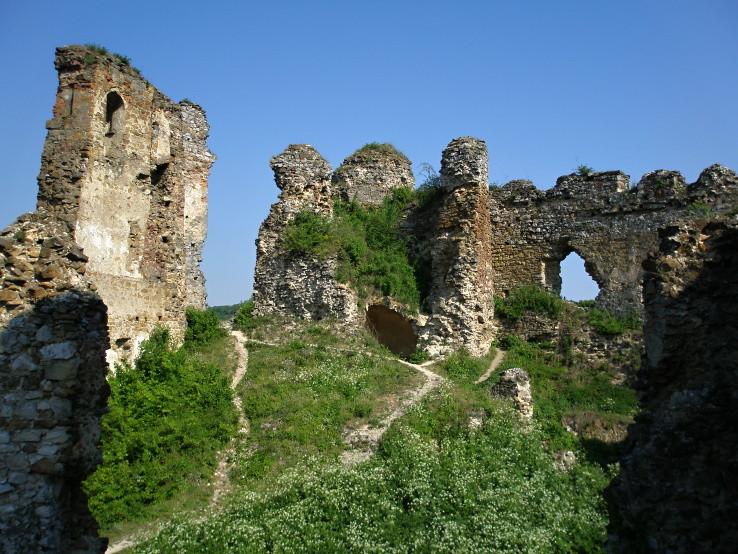 Z hradu Čičva III.