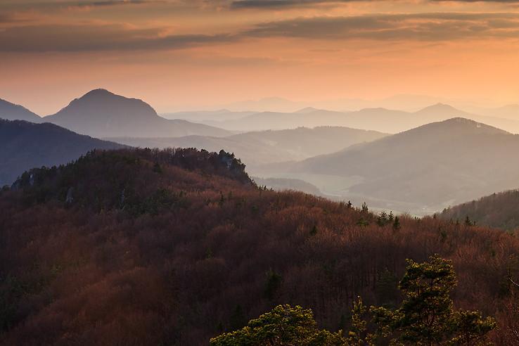 Línie vrchov