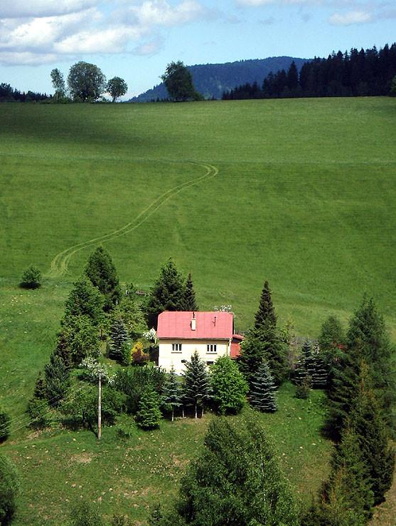 Domček v prérii :-)