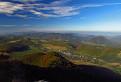 Strážovské vrchy z najvyššieho