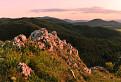 Západ slnka z Kršlenice