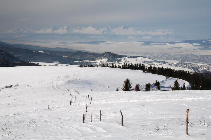 Za snehom