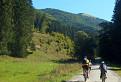Belianskou dolinou na bicykloch