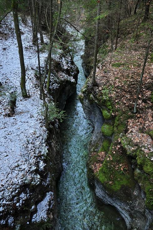 Tiesňava Bieleho potoka