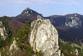 Panoráma zo Súľovského hradu